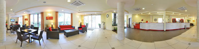 virtual tour hotel la ninfea